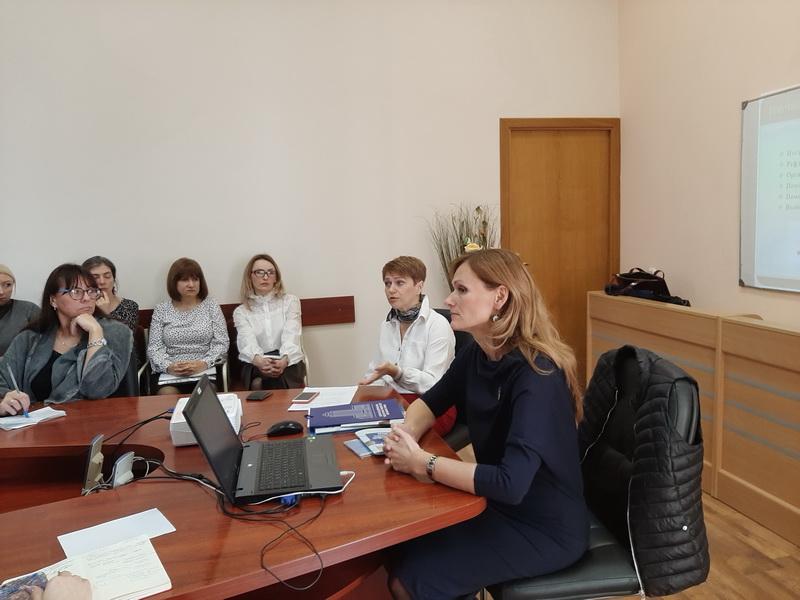 5 февраля 2020 года состоялся семинар «Использование потенциала школы-лаборатории учебно-научно-инновационного кластера для подготовки учащихся к выбору педагогической профессии»